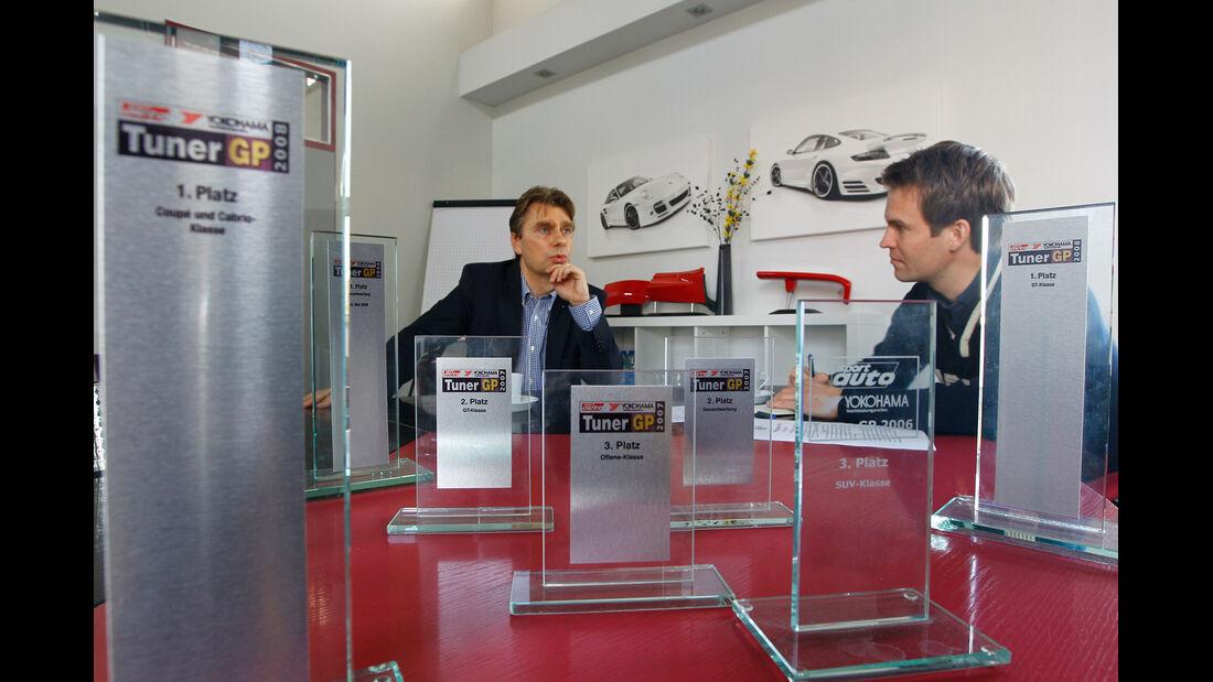 Techart-Porsche, Thomas Behringer