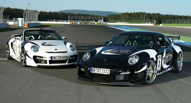 Techart Tuner-GP 2008