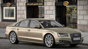 Technik Audi A8