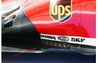 Technik Ferrari Bahrain 2013