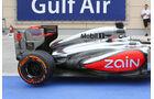 Technik McLaren Bahrain 2013