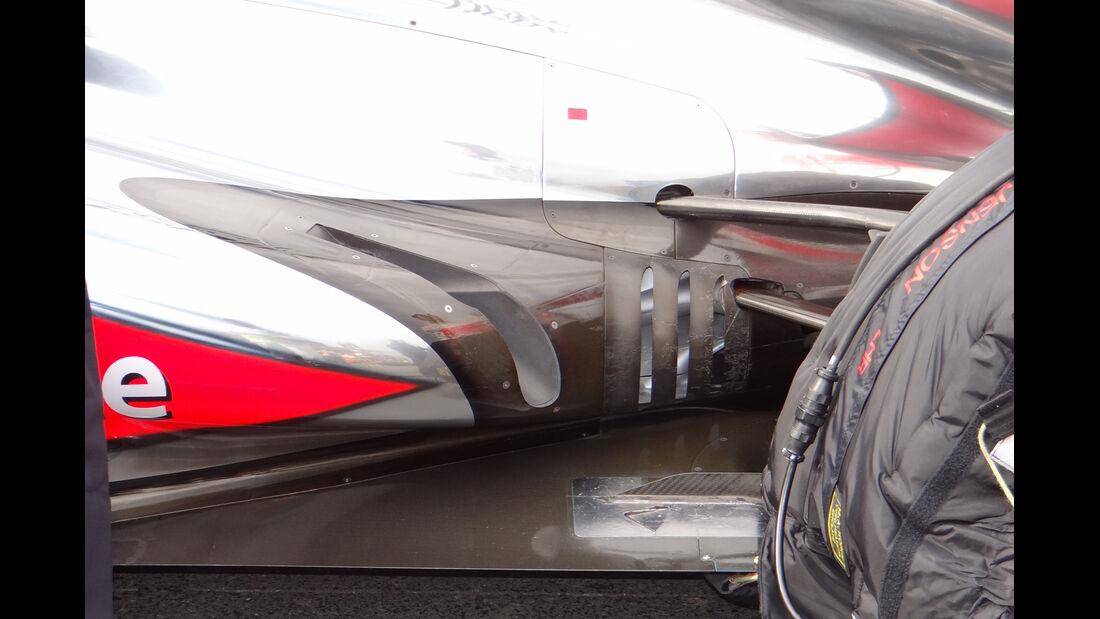 Technik McLaren Malaysia 2013