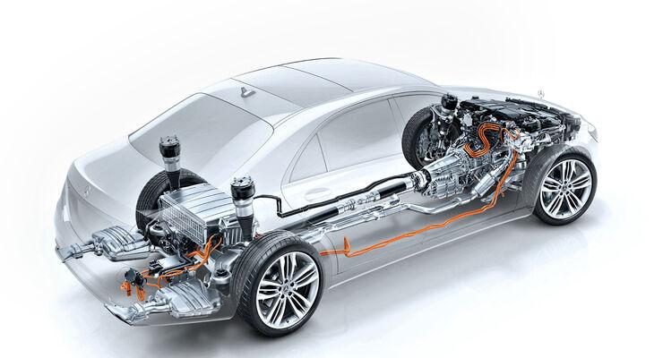Technik, Plug-in-Hybrid