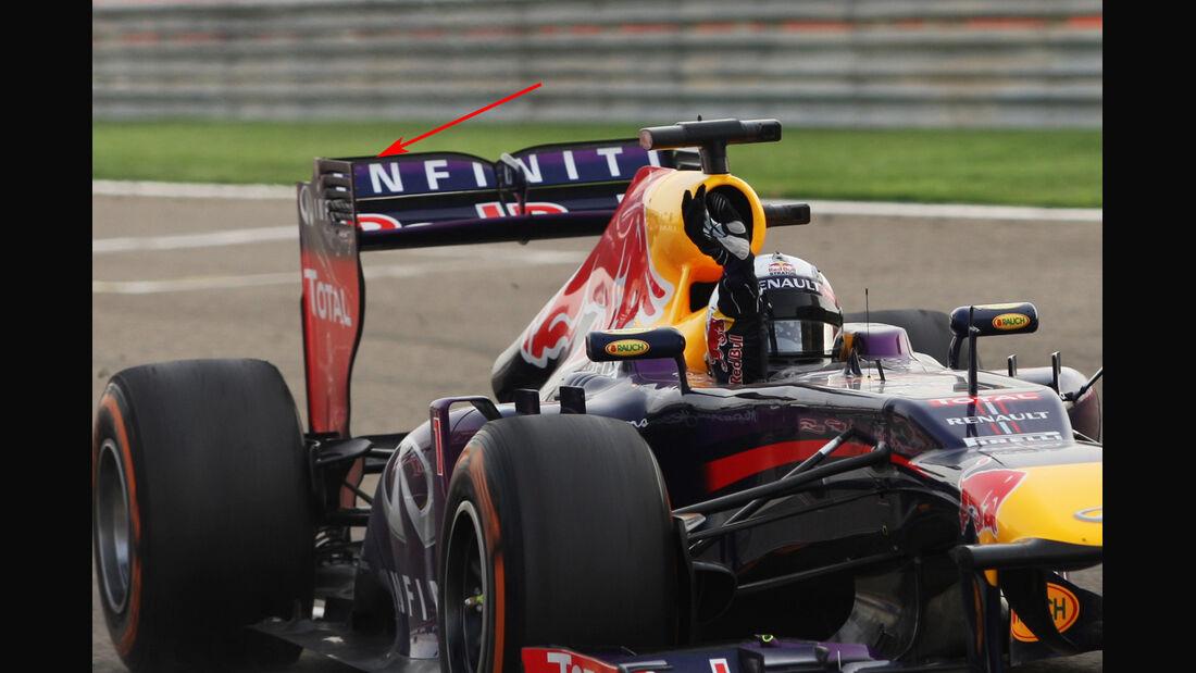 Technik Red Bull Bahrain 2013