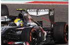 Technik Sauber Bahrain 2013