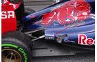 Technik Toro Rosso Malaysia 2013