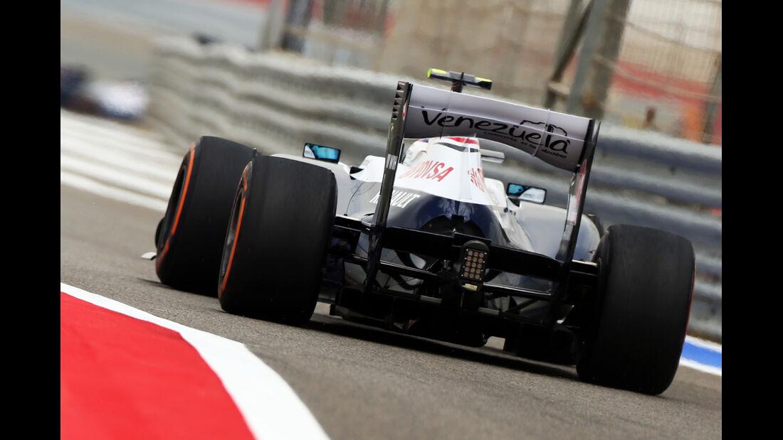 Technik Williams Bahrain 2013