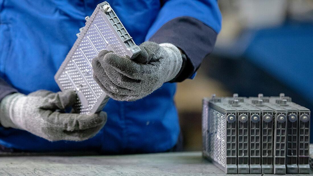 TechnikProfi, Recycling, Lithium-Ionen-Akkus, Toyota