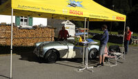 Technische Abnahme -  Silvretta Classic 2010