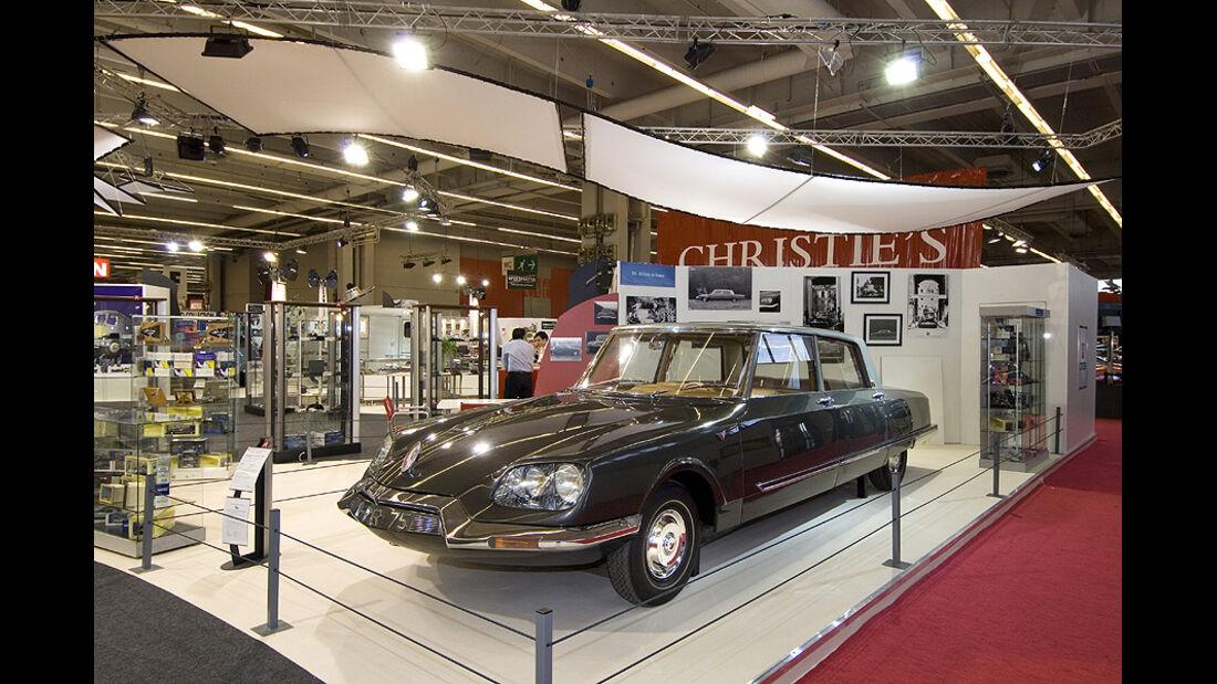 Techno Classica 2010 Citroen