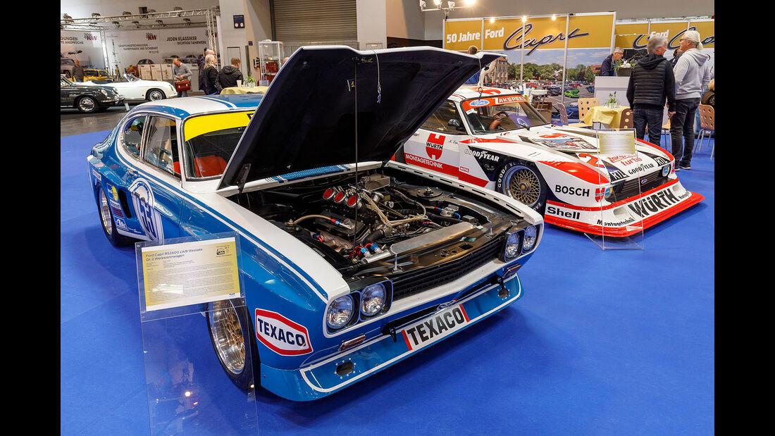 Techno Classica 2019 50 Jahre Ford Capri