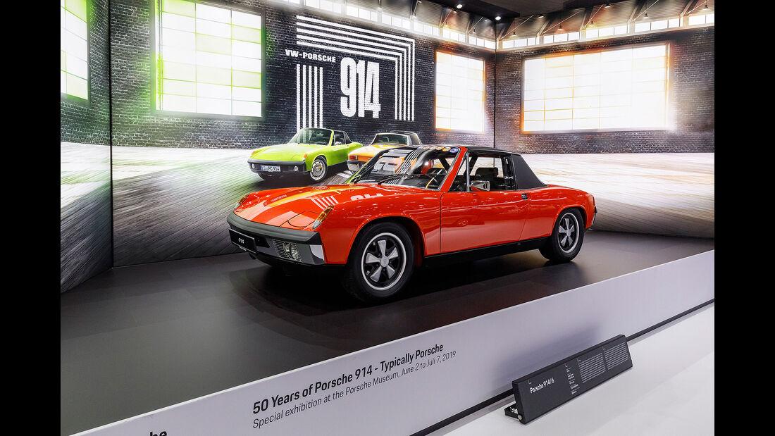 Techno Classica 2019 50 Jahre Porsche 914