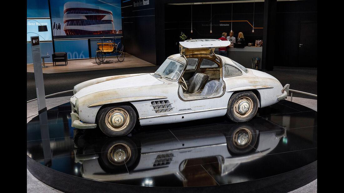 Techno Classica 2019 Mercedes 300 SL