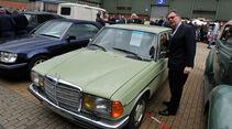 Techno Classica, Alf Cremers, Mercedes