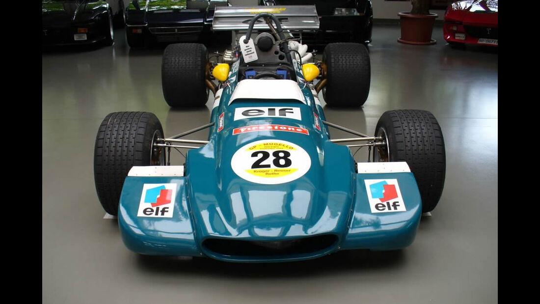 Tecno TF71-Ford BDA (1971)