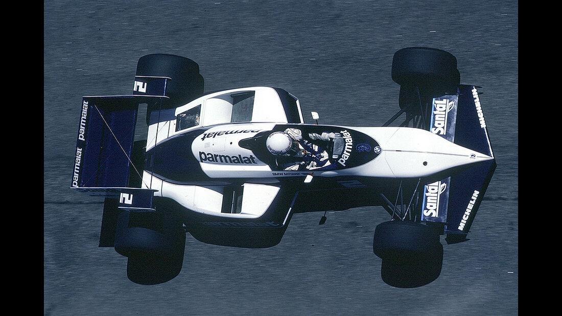 Teo Fabi, Brabham-BMW BT53 Turbo