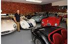 Terry Larson, Jaguar, Sammlung