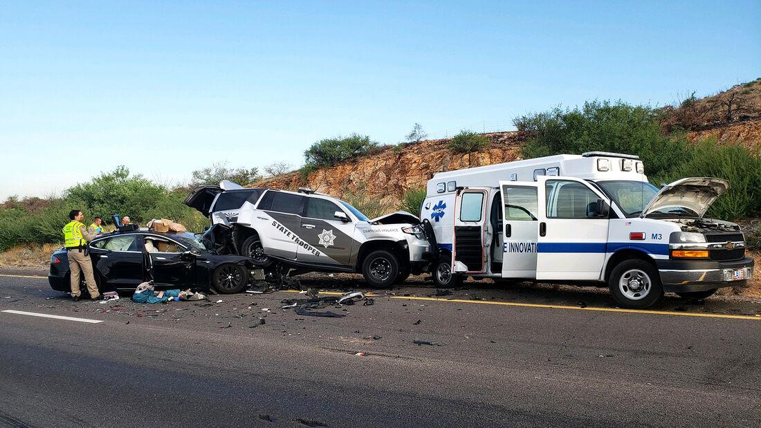Tesla Autopilot-Unfall in Arizona