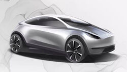 Tesla Baby Model 3
