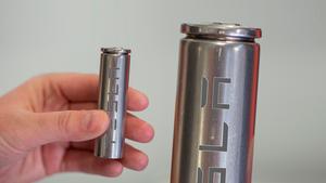 Tesla Batteriezelle