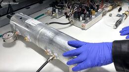 Tesla Beatmungsgerät