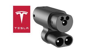 Tesla CCS Combo 2 Adapter