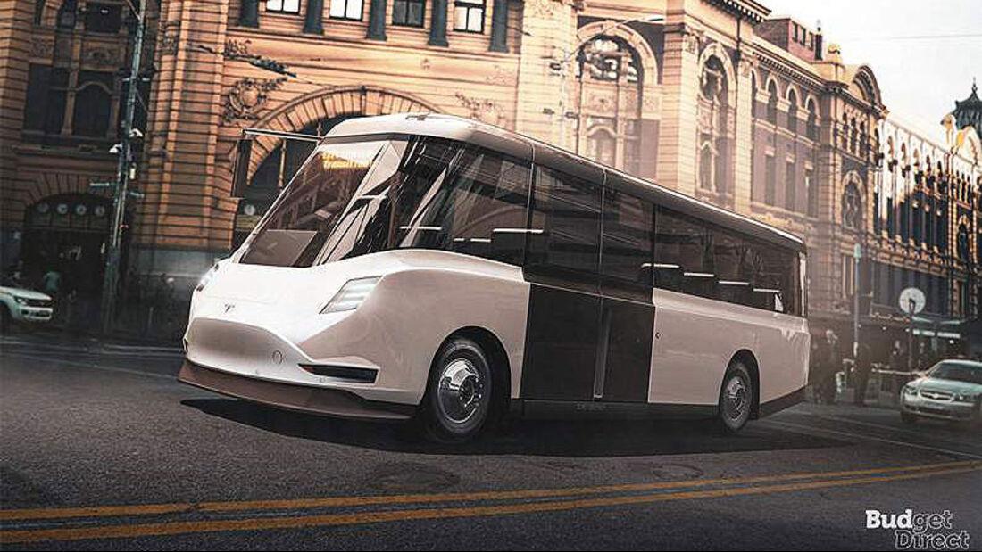 Tesla City-Bus