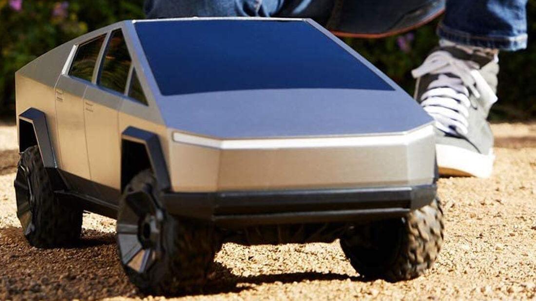 Tesla Cybertruck Hot Wheels