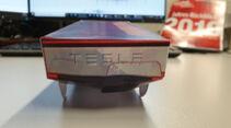 Tesla Cybertruck Papiermodell von folduptoys.com