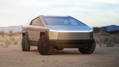 Tesla Cybertruck Weltpremiere Pickup