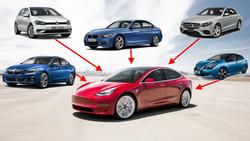 Tesla Eroberungen