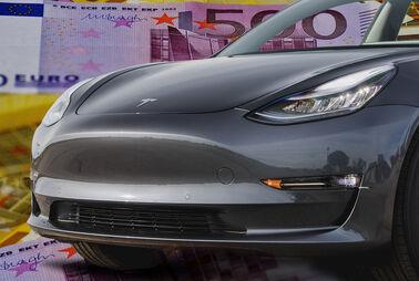 Tesla zeigt, wie man mit E-Autos Gewinne macht