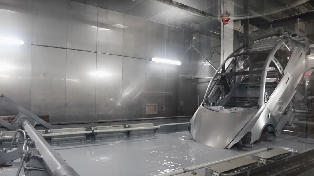 Tesla Gigafactory 3 in Shanghai