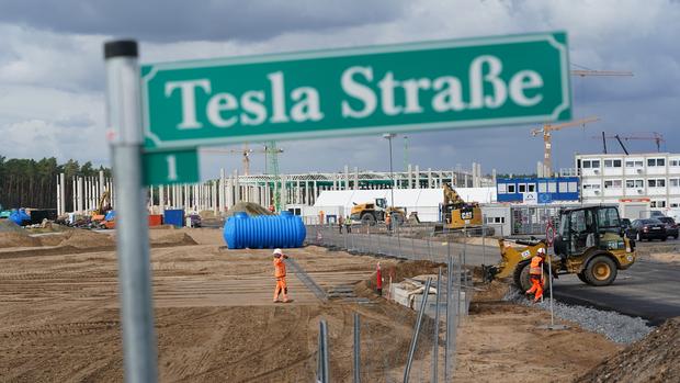 Tesla Gigafactory Berlin