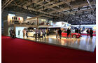 Tesla: Messestand Pariser Autosalon 2018