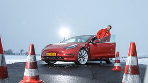 Tesla Model 3, Exterieur