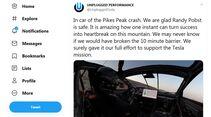 Tesla Model 3 Pikes Peak 2020