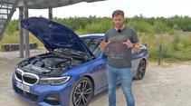 Tesla Model 3 gegen BMW 330i