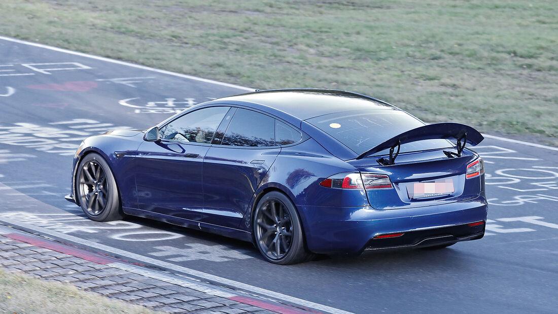 Tesla Model S Aero-Paket