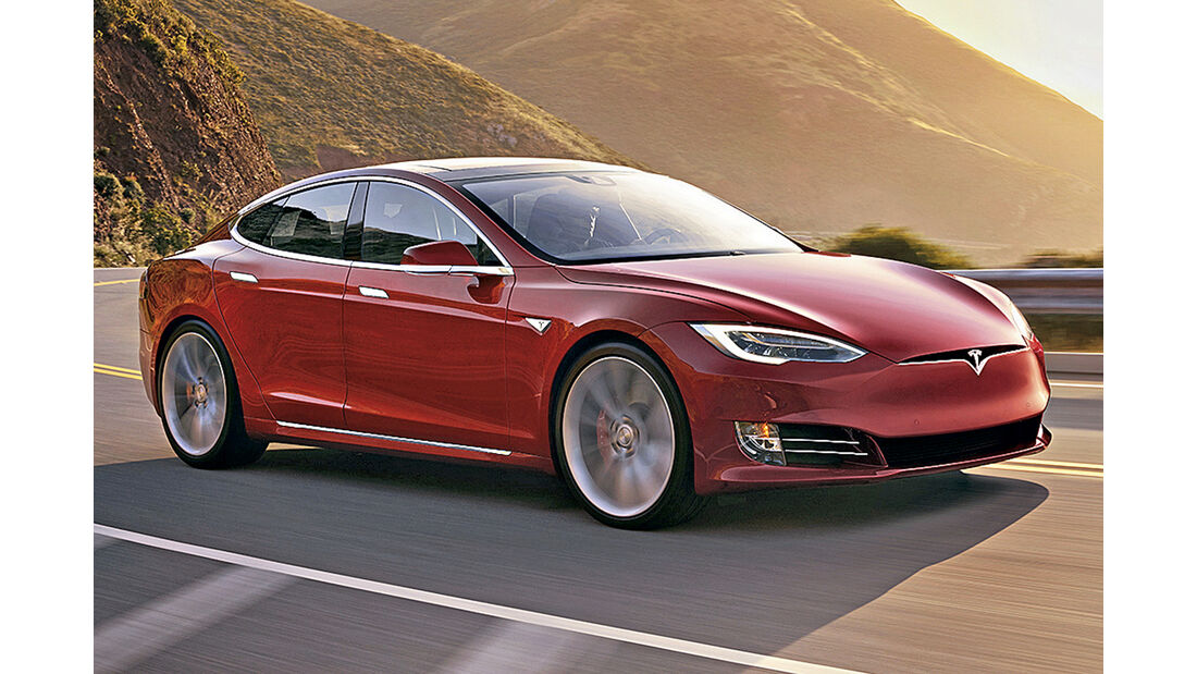 Tesla Model S, Best Cars 2020, Kategorie F Luxusklasse