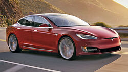 Tesla Model S, Best Cars 2020, Kategorie F Luxusklasse