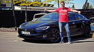 Tesla Model S Bloch erklärt