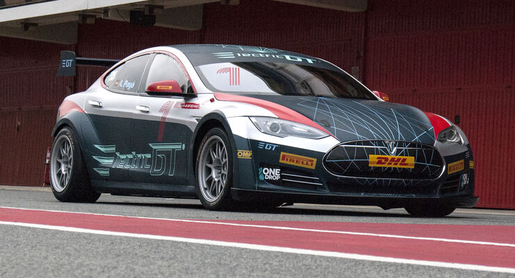 Tesla Model S GT - Electric GT - 2016