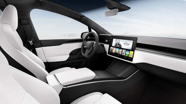 Tesla Model S Lenkrad