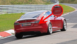 Tesla Model S Nürburgring