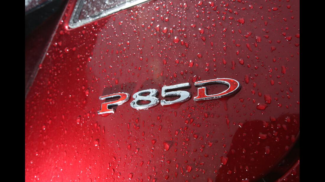 Tesla Model S P85D, Typenbezeichnung