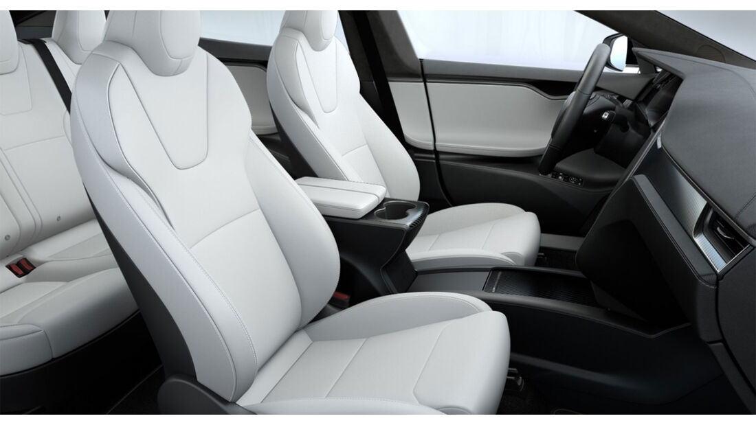 Tesla Model S Plaid Konfigurator