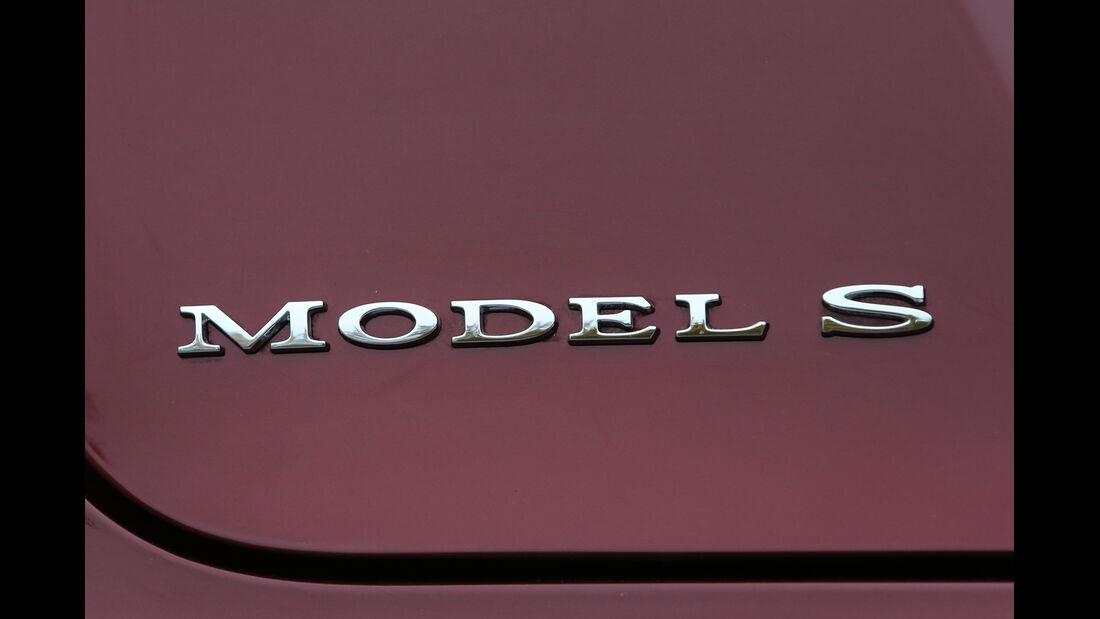 Tesla Model S, Typenbezeichnung