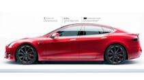Tesla Model S Update Oktober 2020