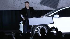 Tesla Model X Luftfilter